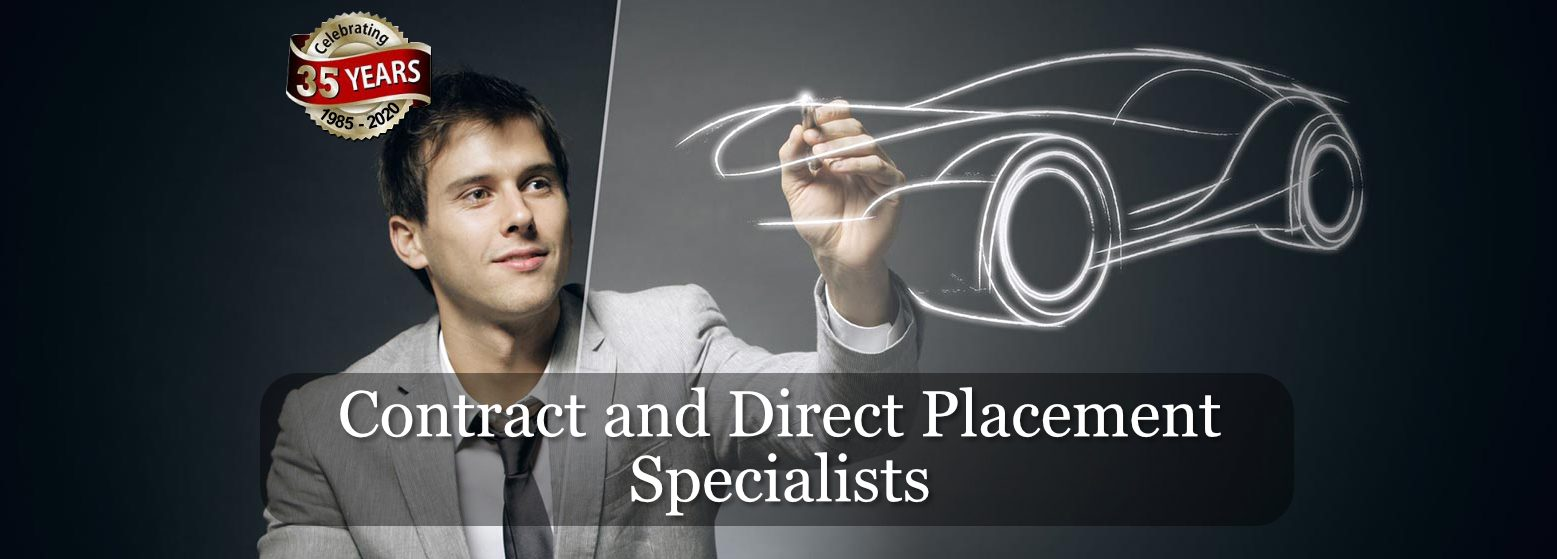 Contract and Direct PlacementSpecialists